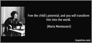 free the child